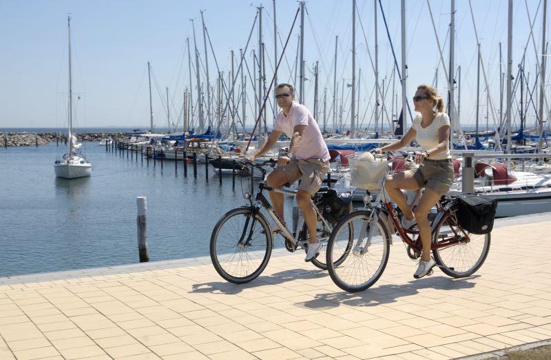Ostsee Radfahren