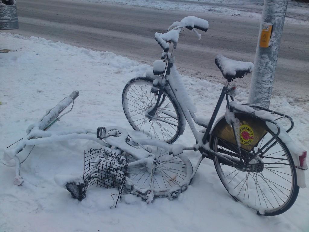 Winter Radfahren Tipps